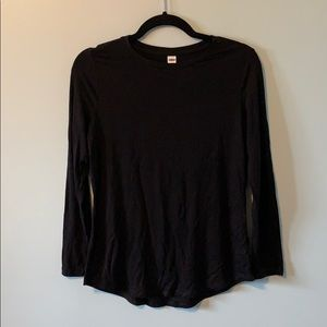 Luxe Old Navy Long Sleeve Shirt